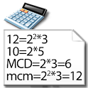 Math-Factorize Numbers icon