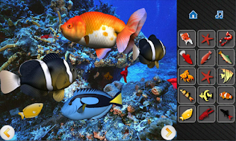 Screenshot of Underwater Hidden Object