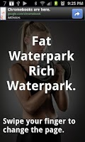 Screenshot of Fat Waterpark Rich Waterpark