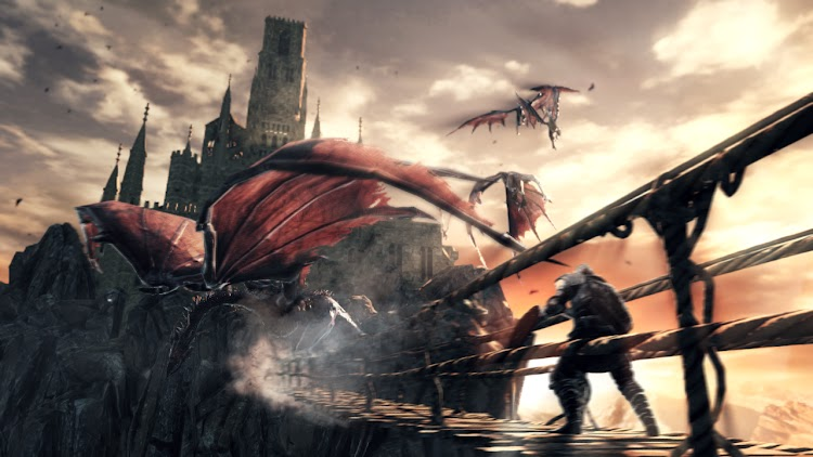 Bandai Namco releases a new trailer to celebrate the PC launch of Dark Souls II