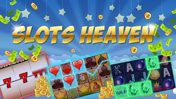 Screenshot of Slots Heaven:FREE Slot Machine