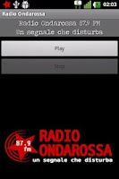 Screenshot of Radio Ondarossa