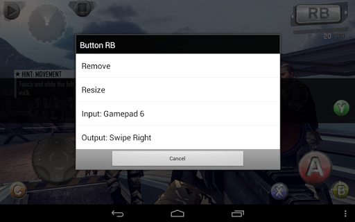 GameKeyboard + - screenshot