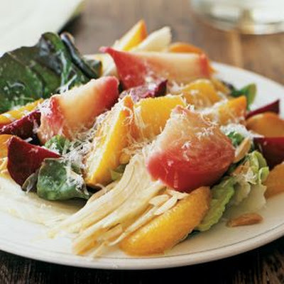 Beet, Orange and Fennel Salad