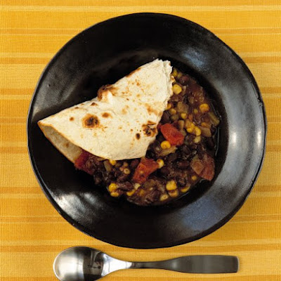 Black-Bean-and-Corn Stew