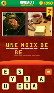 Screenshots  2 Images: Quel est la Phrase?