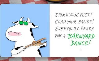 Screenshot of Barnyard Dance! - Boynton