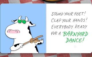 Screenshot of Barnyard Dance! - Boynton
