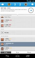 Screenshot of NHL PrePlay