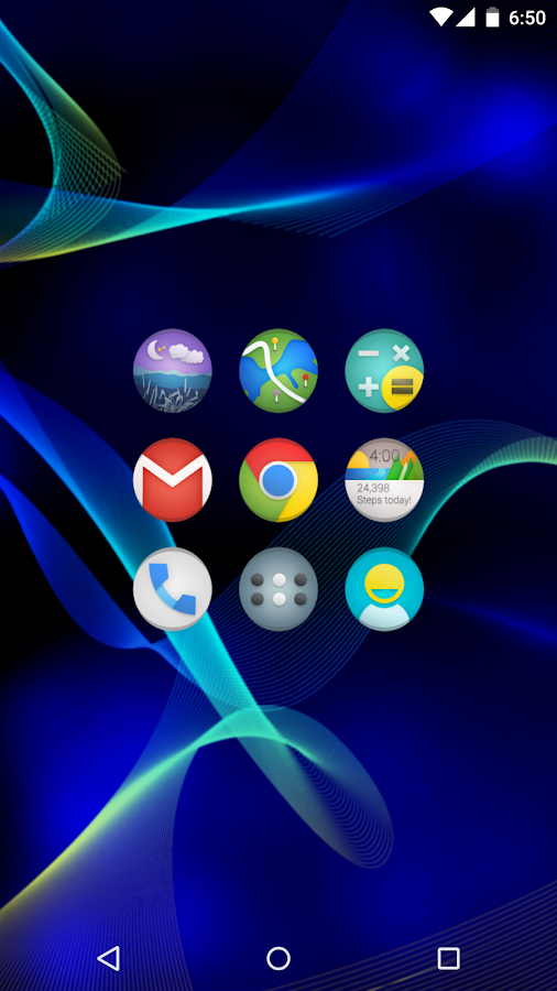 Simplo - Icon Pack Screenshot 3