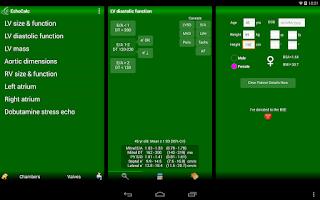 Screenshot of EchoCalc (Donate)