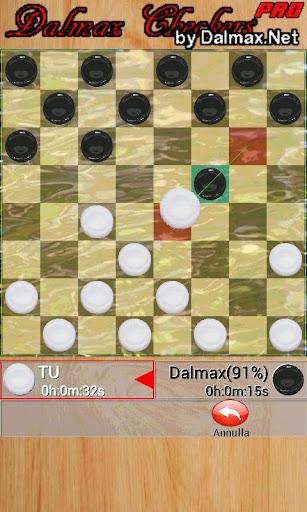 Checkers Pro by Dalmax
