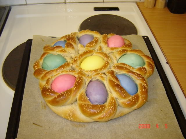 Greek Tsoureki (Easter Bread) Recipe | Yummly