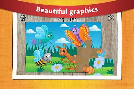 Game Kids Animals Jigsaw Puzzles APK for Kindle