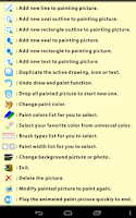 Screenshot of Animated Paint Pro