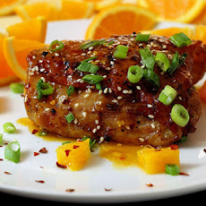Paleo Asian Orange Chicken