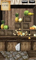 Screenshot of Smash Fruit 3D