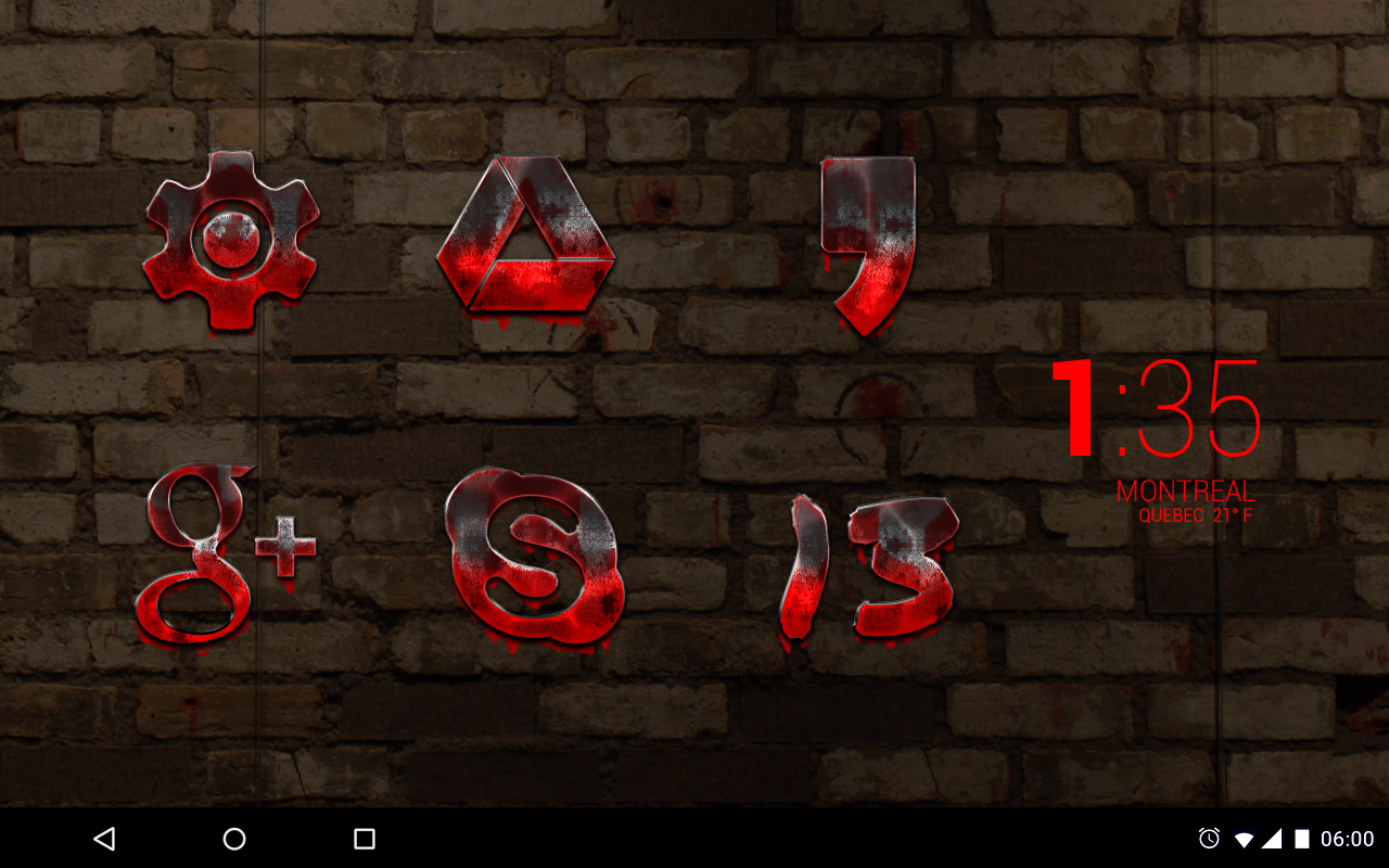 Tha 13 - Icon Pack Screenshot 2