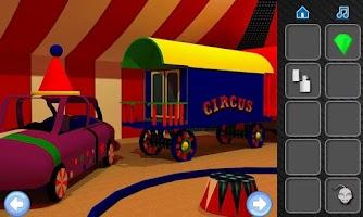 Screenshot of Circus Escape