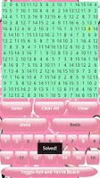 Screenshot of Sudoku Solver Game 9x9 16x16