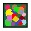 Crazy Colorful Shapes icon