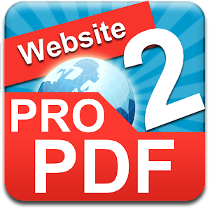 Cover art Website TO PDF PRO