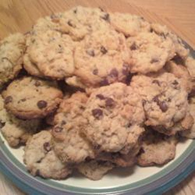 Treasure Chest Chocolate Coconut Cookies