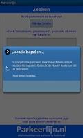 Screenshot of Parkeerlijn.nl