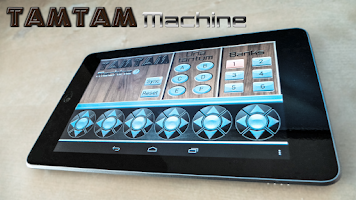 Screenshot of Tamtam Machine Pro