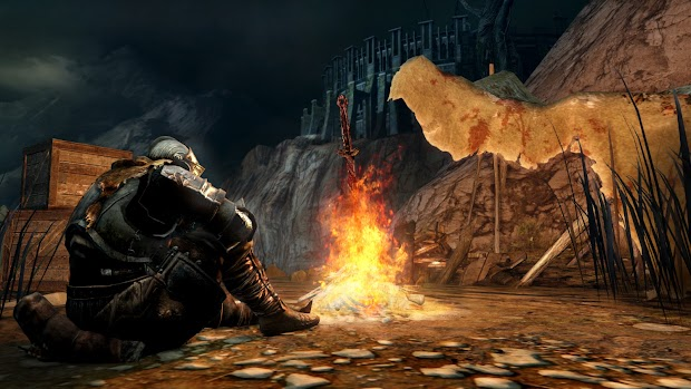Dark Souls 2 PS3 beta invites heading out this week, beta begins Saturday