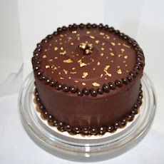 Sour Milk Chocolate Cake