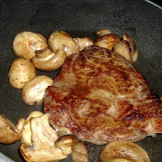 Rubbed Rib-Eyes