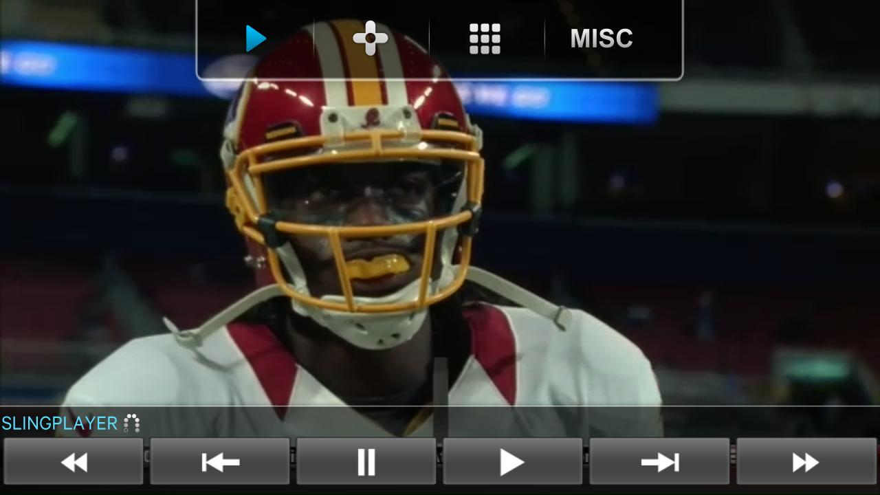 Slingplayer for Phones Screenshot 1