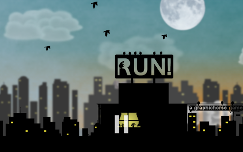 RUN! Demo - screenshot