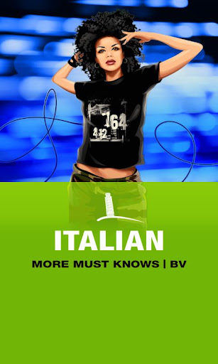ITALIAN More Must Knows BV