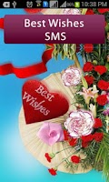 Screenshot of Best Wishes SMS