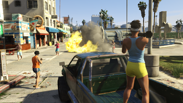 Beach Bum content drop arrives for GTA Online along with Title Update 1.06