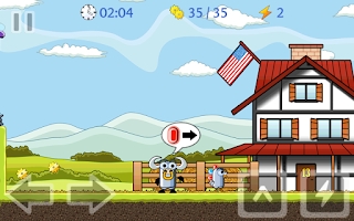 Screenshot of Kentucky Robo Chicken