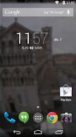 Screenshot of Muzei Webcam