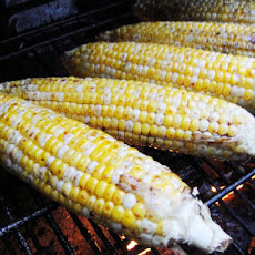Cook the Book: Corn Brushed with Soy Sauce and Mirin