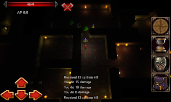 Screenshot of The Dungeon Beta