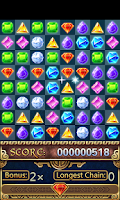 Screenshot of Jewels Classic