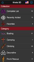 Screenshot of Knots 3D