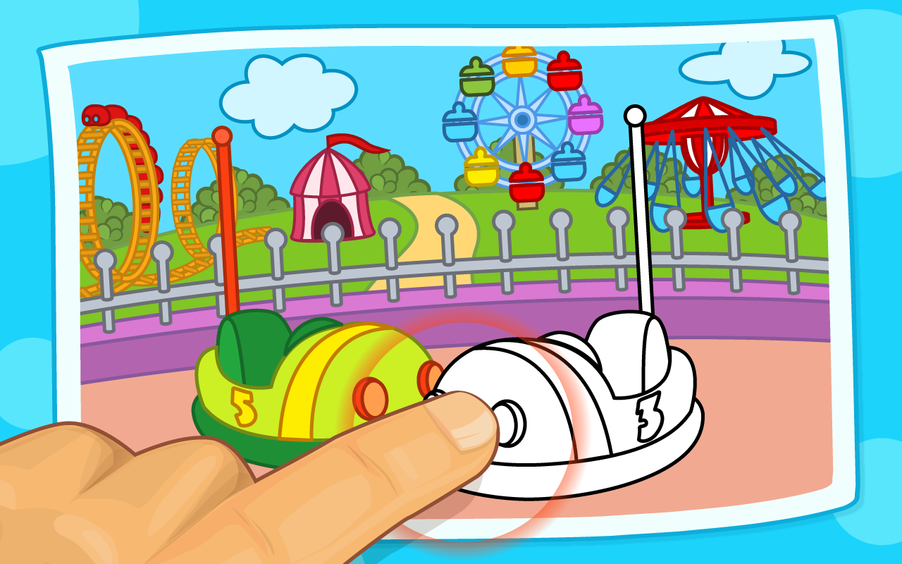 Kids Tap and Color Screenshot 5