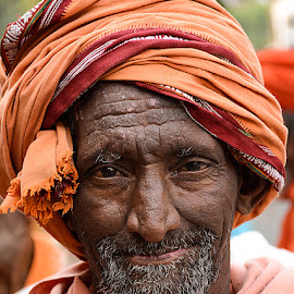Ramanna by Rakesh Syal - People Portraits of Men
