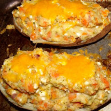 Stuffed Potatoes Weight Watchers Style