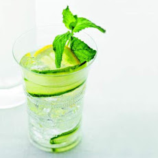 Lemon Cucumber Cocktail Recipe