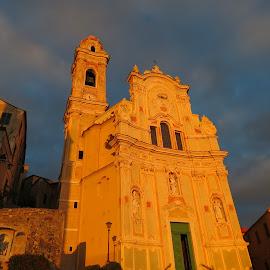 Facciata della Cattedrale di S. Giovanni Battista by Alessandra Belfanti - Buildings & Architecture Public & Historical ( story, cathedral, architecture, italy )