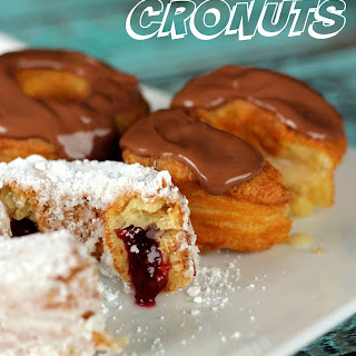 Cheater Cronuts