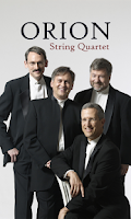Screenshot of Orion String Quartet